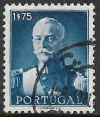 Portugal SG982 1945 Definitive 1E.75 good/fine used